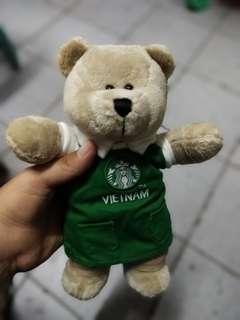 BoneK Starbucks Barista Vietnam