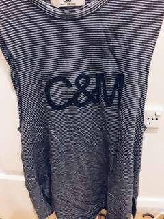 C&M - Camilla and Marc top