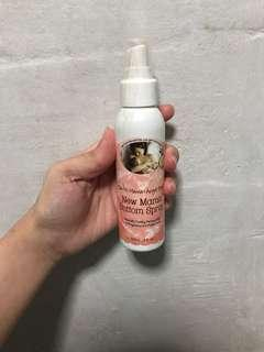 New mama bottom spray