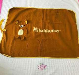 Baby Travelling Blanket (bought from Japan)