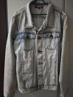 Denim Jacket Branded (NEW)