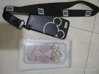 jual 2 casing preloved Iphone 7