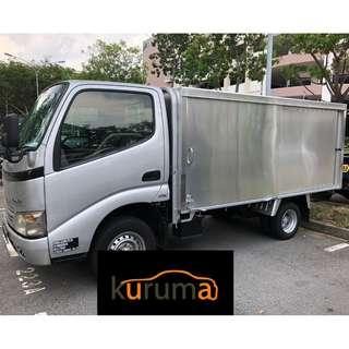 FROM $1250 LORRY FOR RENT