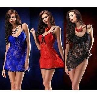 Sexy lacy dress