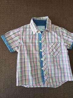 Pre loved short sleeve shirt
