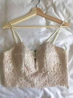 Seduce Lace Top