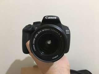 CANON 1200D Rebel T5
