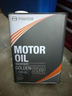 Mazda 10W30 Fully Synthetic Oil Japan