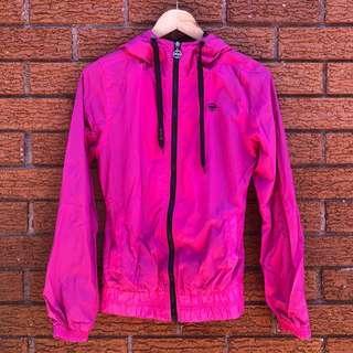 Split Jacket - pink - active wear