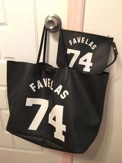 Givenchy tote bag (PVC)