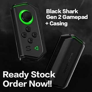 Black Shark Second Generation Gamepad + Casing