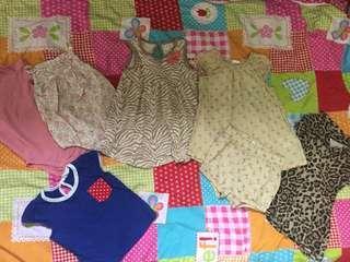 Beautiful girls baby bundle