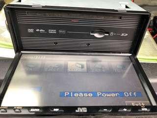Jvc kw-avh805 DVD多媒體主機 沒籃牙