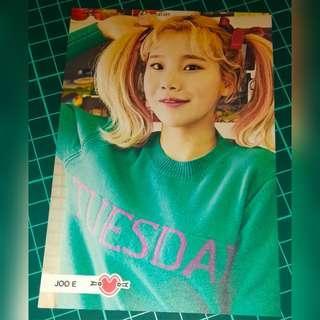 Momoland Jooe Wonderful Love Japan Postcards