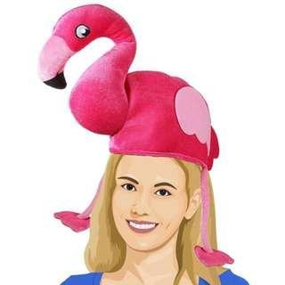 (Hot sales) Flamingo Halloween funny hat(😍Halloween Big discount😍)