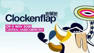 Clockenflap 2018 Ticket for Any Day