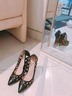 KARDASHIAN KOLLECTION Black heels size 37