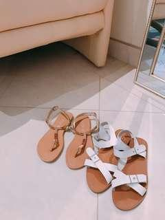 Brand new sandals size 36 & 37