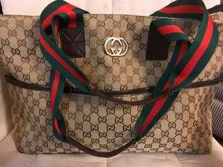Gucci Large Authentic Tote