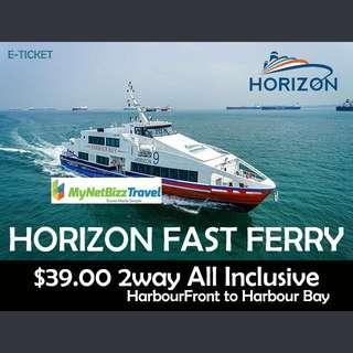 Batam Ferry Horizon Fast Ferry Batam Harbour Bay