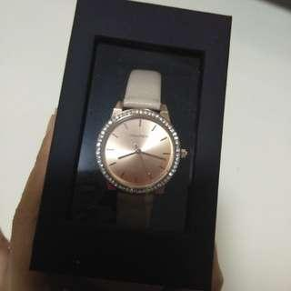 Sekonda dress nude watch