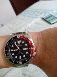 Seiko Prospex SRP789K1 Turtle Automatic diver like new