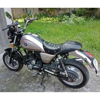for sale Rusi Rango 125 (talking alarm with keyless starting system) KEYLESS motorcycle
