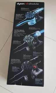 Dyson v8 Absolute Box for sale