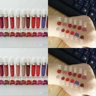 Dose Of Colours Matte Lipstick / Matte Liquid Lipstick