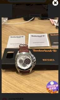 Timberland 防潑水腕錶