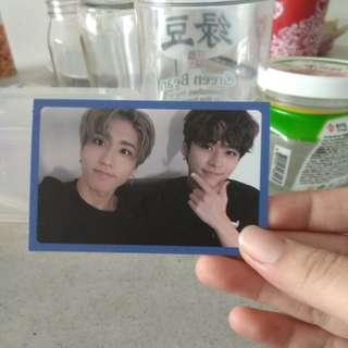 WTT Stray Kids Han and Lee Know pc