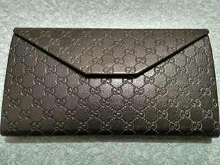 GUCCI original Sunglass case