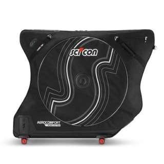 For RENT: Scicon Aerocomfort 2.0 triathlon bike travel bag