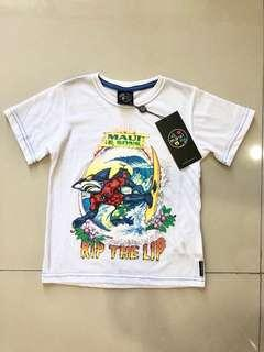 Maui and Sons RARE kids T-Shirt size 4 NEW