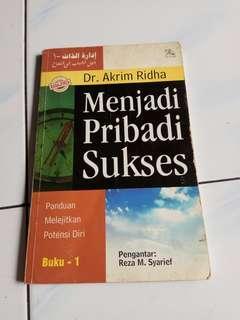 Buku pribadi yang sukses