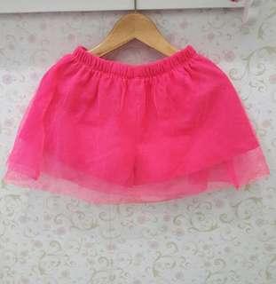 SUPERDISKON!!2y Jumping Beans Skort/Skirt/Rok Celana Anak Perempuan