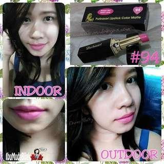 Purbasari Lipstick Collor Matte No. 94