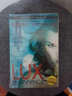 Lux: Beginnings: Special Collector's Edition by Jennifer Armentrout