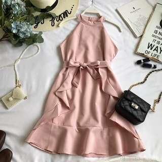 [PO] Naila Ruffles Dress