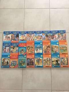 Peter and Jane books ( 24 books )