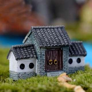 Miniature Antique Chinese House