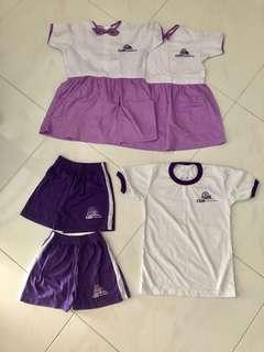 🚚 CGM Kindergarten Uniform (all $15)