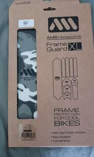 AMS frame guards