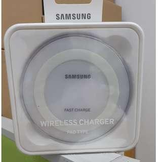 New Samsung Note 5 8 S9 Wireless Charging Pad (Fast Charge)