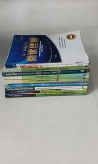 Blessing secondary 1 express books