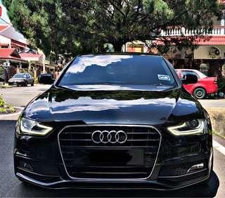 Audi A4 TFIS S-Line