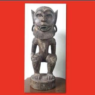Indonesian Tribal Man