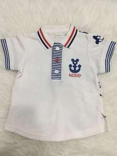 Disney polo shirt