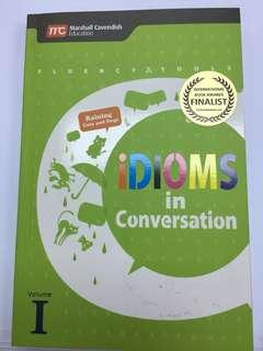 Idioms in conversation (90%new)