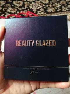 (PRE❤) Beauty Glazed Burgundy Palette